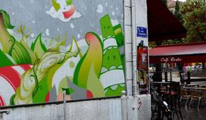 Le M.U.R. Marseille