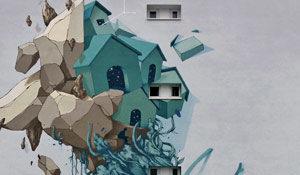 Muralis art urbain